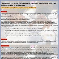 Choix des productions du site de SVT de l'académie d'AIx-Marseille