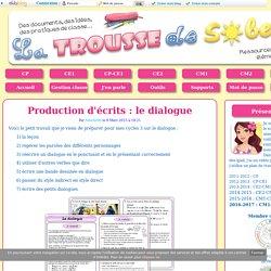 Productions d'écrits cycle 3