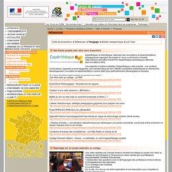 Pédagogie - Radio et webradio - Productions médiatiques scolaires - Le Clemi - Le CLEMI