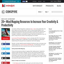 20+ Mind Mapping Resources to Increase Your Creativity & Pro