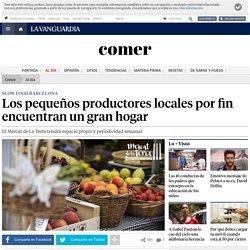 Los pequeños productores locales por fin encuentran un gran hogar