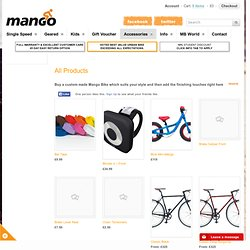 Mango Bikes | Products Archive