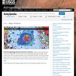 Astrogeology: Apollo Mission Media Gallery