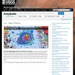 Astrogeology: Apollo Mission Media Gallery