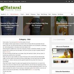 Natural Health News