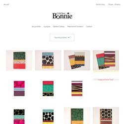 Products / Casa Bonnie