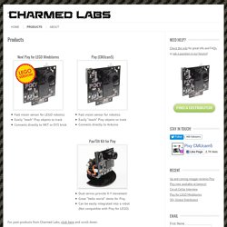 Products – Charmed Labs