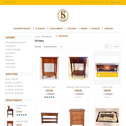 All Products - Page 1 - Secret Compartment Furniture