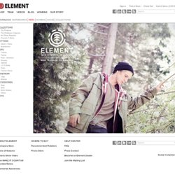 Products - Element Skateboards - Europe