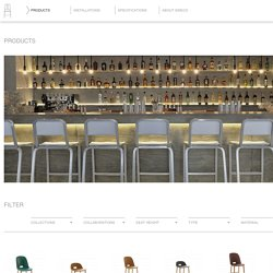Products - Emeco Chairs