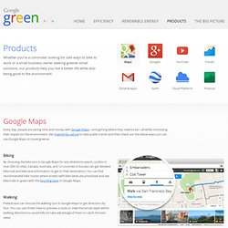 Products – Google Green