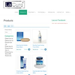 Products – Lacure Malaysia