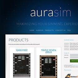 AuraSim - Maximizing your simming experience.