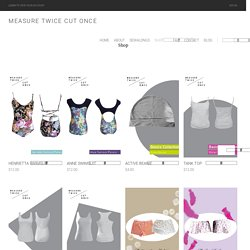 Products – Measure Twice Cut Once