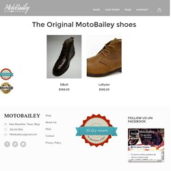 Products – Motobailey