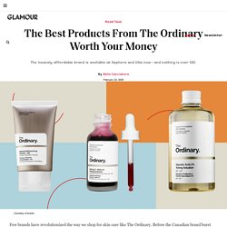 The Best Products From The Ordinary Worth Your Money