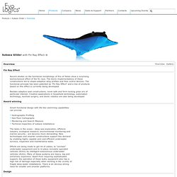 Products / Subsea Glider / Overview