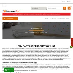 Baby Child Care Products online Muscat Sohar Salalah Nizwa Sur - Oman– MarkeetEx