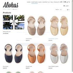 Alohas Sandals Australia