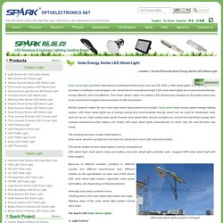 Spark-Products-LED Street Light,High Bay Light,Tunnel Light,China Top Manufacturer for 14 years