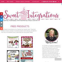 Free Products - Sweet Integrations