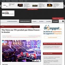 The Voice sur TF1 produit par Shine France : le dossier