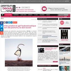 Hermès produit du gel hydroalcoolique sur son site parfums, le seul ouvert