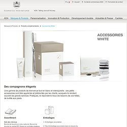 Produits Accessories White