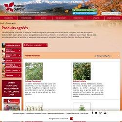 Tous les produits agréés Marque Savoie - Marque Savoie