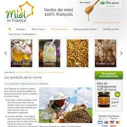 Produits de la ruche - MIEL IN FRANCE
