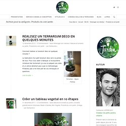 Produits Du Coin Jardin