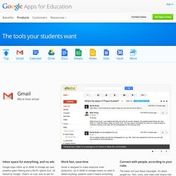 Drive – Google Apps for Education