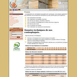 Produits - Industrias Monzón