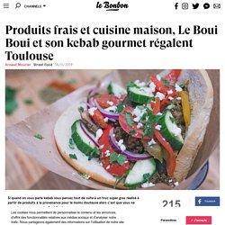 Produits frais et cuisine maison, Le Boui Boui et son kebab gourmet régalent Toulouse