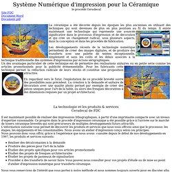 Process Produits et Services Ceradecal