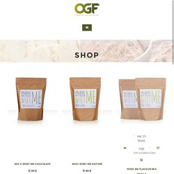 Produkte Archiv - Organic Gym Food