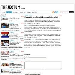 trajectum: Plagiaat in proefschrift Erasmus Universiteit