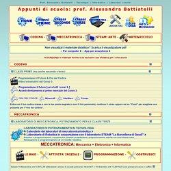 prof. A. Battistelli - Tecnologia