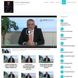 Prof. Dr. Çetin Karaca / Video