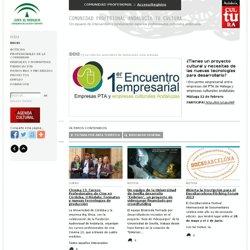 Portal Profesional. Andalucía Tu Cultura
