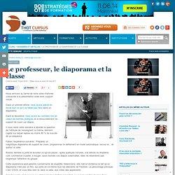 Le professeur, le diaporama et la classe : Articles : Thot Cursu
