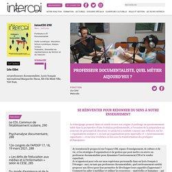 Professeur documentaliste, quel métier aujourd'hui ? – Inter CDI