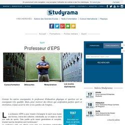 Professeur d'EPS