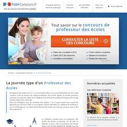 Professeur des écoles - Publiconcours.fr