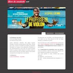 Le Professeur de violon un film de Sérgio Machado