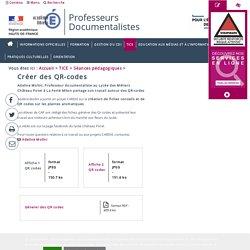 Professeurs Documentalistes - Académie d'Amiens