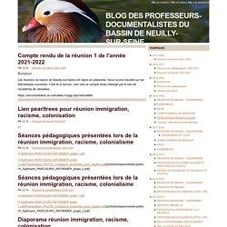 BLOG DES PROFESSEURS-DOCUMENTALISTES DU BASSIN DE NEUILLY-SUR-SEINE