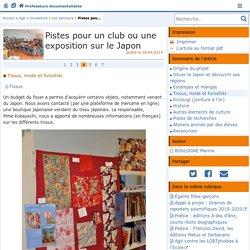 Pistes pour un club ou une exposition sur le Japon - Page 4/7 - Doc'Poitiers - Le site des professeurs documentalistes
