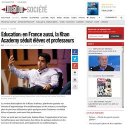 Education: en France aussi, la Khan Academy séduit élèves et professeurs