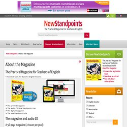 SITE + RSS : revue NewStandpoints